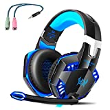 G2000 Gaming Headset, Tsing Professionelle Gaming...