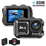 DR.Q Action Kamera 4K 16MP WiFi Ultra HD Sport...