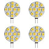 SEBSON LED Lampe G4 warmweiß 3W (2.5W), ersetzt...