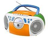 Kassettenradio mit CD • UKW-Radio • Boombox...