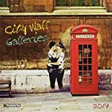 City Wall Galleries 2019: Kalender 2019 (Mindful...