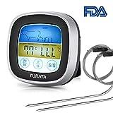 TURATA Digitales Bratenthermometer,...