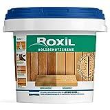Roxil Holzschutzcreme - 10 Jahre Witterungsschutz...