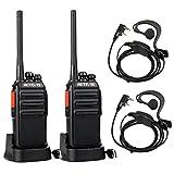 Retevis RT24 Plus Walkie Talkie 16 Kanäle UHF PMR...