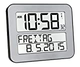 TFA Dostmann 60.4512.54 Timeline Max Funkuhr