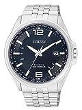 Citizen Herren-Armbanduhr XL Funkuhren Analog...