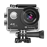 4K Action Kamera Tonbux 4K Action Cam Wifi...