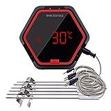 Inkbird Barbeque Fleisch Thermometer Digitale...