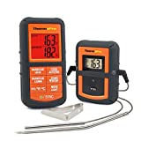ThermoPro TP08 Barbecue Funk Grillthermometer Set...
