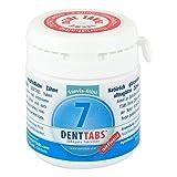 Denttabs Zahnputztabletten stevia mint 125 stk