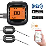Grillthermometer Bluetooth TOPELEK Bluetooth...