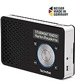 TechniSat DIGITRADIO 1 – tragbares DAB+ Radio...