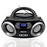 Megatek CB-M25BT CD Player und Bluetooth USB Radio...