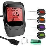 Gifort Digitales Fleischthermometer,...