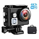 WiMiUS L2 Actioncam WiFi Action Cam 4k...