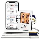 ThermoPro Bluetooth 5.0 Digital Bratenthermometer...