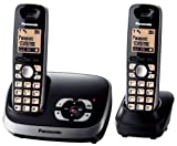 Panasonic KX-TG6522GB Duo Schnurlostelefon mit...