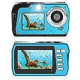 Unterwasserkamera 2.7K Unterwasser Kamera 48 MP...