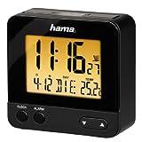 Hama Wecker Digital RC540 (kleiner Funkwecker ohne...