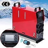 Ambienceo 12V 5KW Standheizung Diesel Air Heater...
