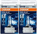 2x Osram D1S Xenarc Cool Blue Intense Xenon...