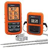ThermoPro TP20 Digital Funk Bratenthermometer...