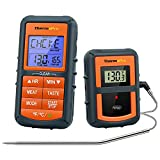 ThermoPro TP07 Barbecue Thermometer Funk...