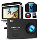 VanTop Moment 3 Action Cam 4K WiFi Sports Kamera...