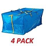 IKEA 901.491.48 Frakta Aufbewahrungstasche, blau,...