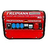 Notstromaggregat Benzin Stromerzeuger Generator...