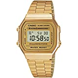 Casio Collection Unisex Retro Armbanduhr...