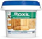 Roxil Holzschutzcreme - 10+ Jahre Witterungsschutz...