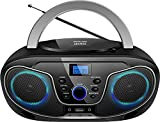 Silva-Schneider MPC 19.4 UKW Radio mit CD-Player,...