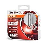 Osram Xenarc Night Breaker Laser D1S, +200 % mehr...
