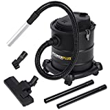 POWER plus PowerPlus Aschesauger POWX308, Schwarz,...