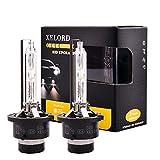 D2S Xenon Brenner 6000K HID Scheinwerfer lampe 35W...