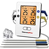 ThermoPro Bluetooth 5.0 Digital Bratenthermometer...