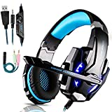 FUNINGEEK Gaming Headset für PS4 PC Xbox One,...