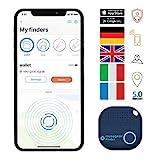 musegear® Schlüsselfinder mit Bluetooth App aus...