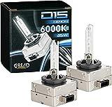 Gread - 2 D1S Xenon Brenner - 6000k 35W -...
