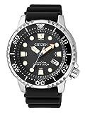 Citizen Herren Analog Quarz Uhr mit Plastik...