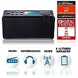 Anadol ADX-P1 DAB/DAB+/UKW/FM Radio - 20...