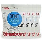 Zahnputztabletten Denttabs KIDS Strawberry...