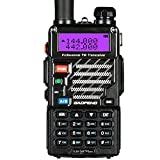 Baofeng UV-5R Plus VHF/UHF Handfunkgerät...