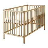 IKEA verstellbares Babybett SNIGLAR Bettchen in...