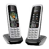 Gigaset C430HX Duo - 2 DECT-Telefone schnurlos...