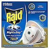Raid Night & Day Trio Insekten Stecker, Schutz vor...