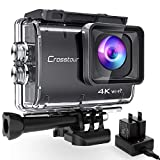 Crosstour CT9500 Echte 4K/50fps Action Cam...