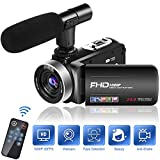 Videokamera Video Camcorder Full HD 1080P 30FPS...