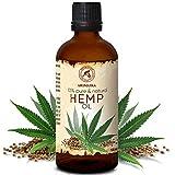 Hanföl 100ml - Cannabis Sativa Seed Oil -...